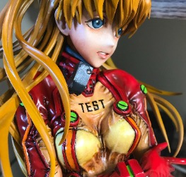 Asuka Plug Suit Version