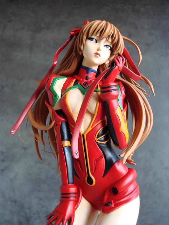 1/6 Sexy Asuka in Plugsuit