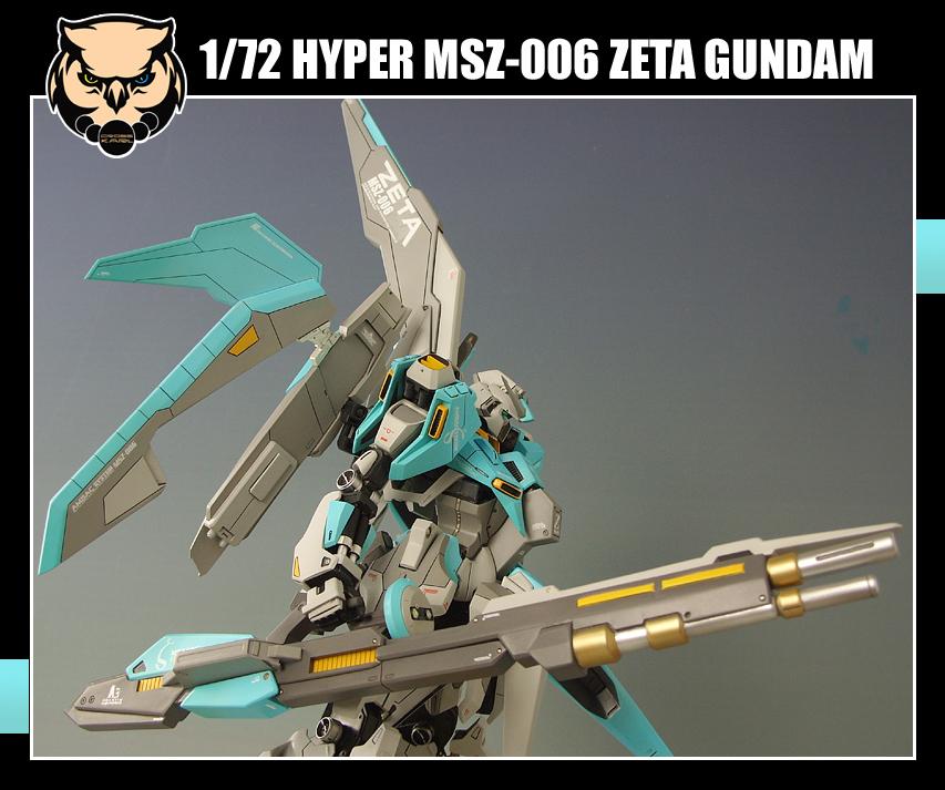 1/72 MSZ-006 Hyper Z