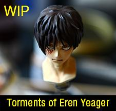 Torments of Eren Yeager (WIP)