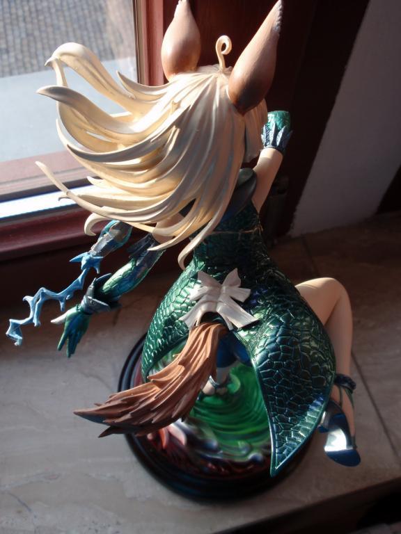 Elin Mystic from Tera