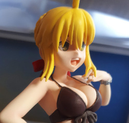 Saber Fate/Extra Version
