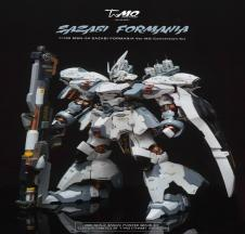 MSN-04 Sazabi Conversion Parts SMS Version   by T-