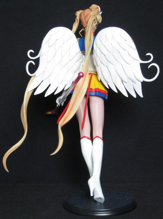 real Eternal Sailor Moon - Artbook Version