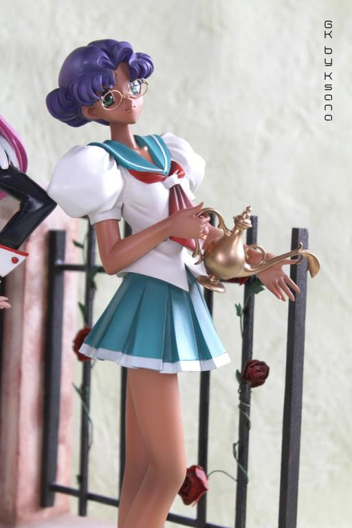 Diorama - Utena Tenjou & Anthy Himemiya