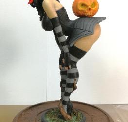 Pinup Pumpkin