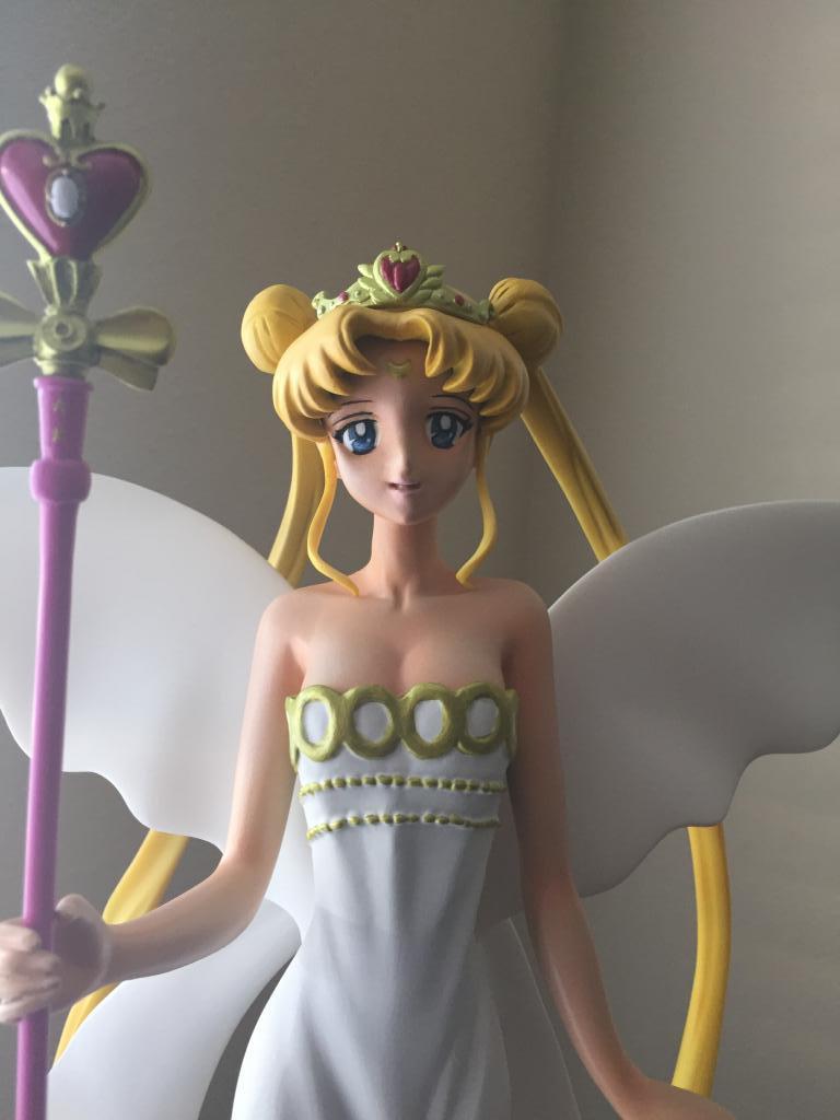 1/4 Sailor Pluto