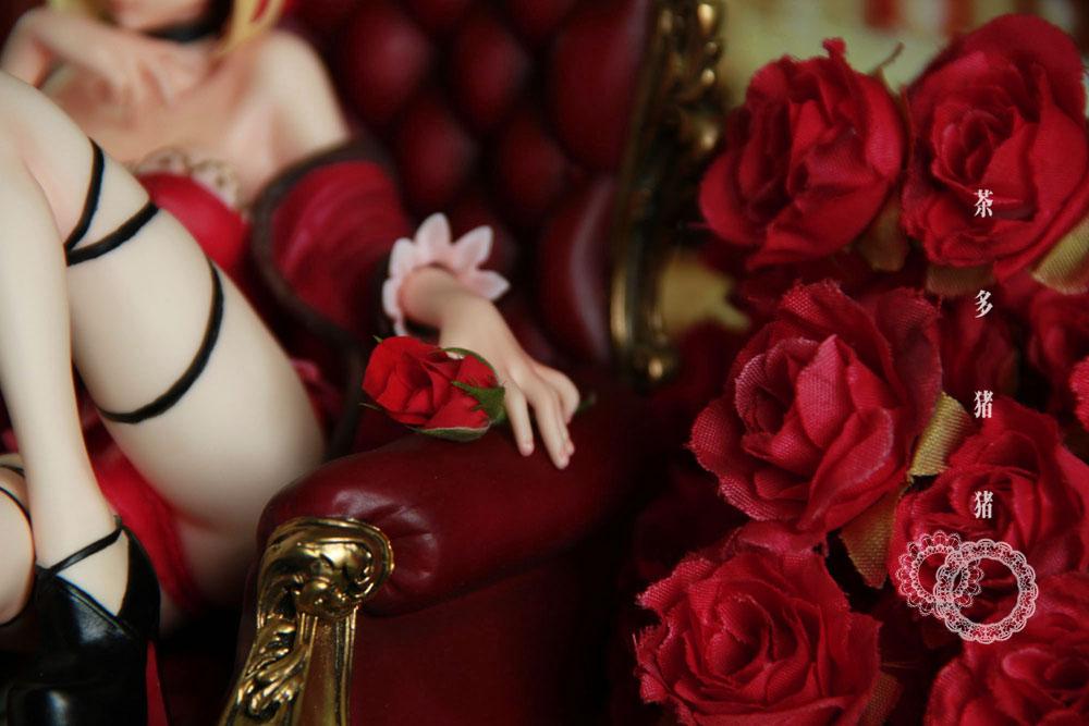 尼禄 不夜的蔷薇Ver.