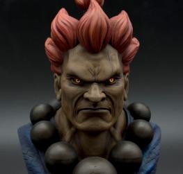 [Street Fighter] Akuma