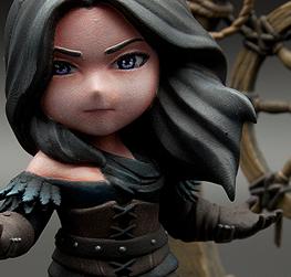 [The Witcher] Yennefer of Vengerberg