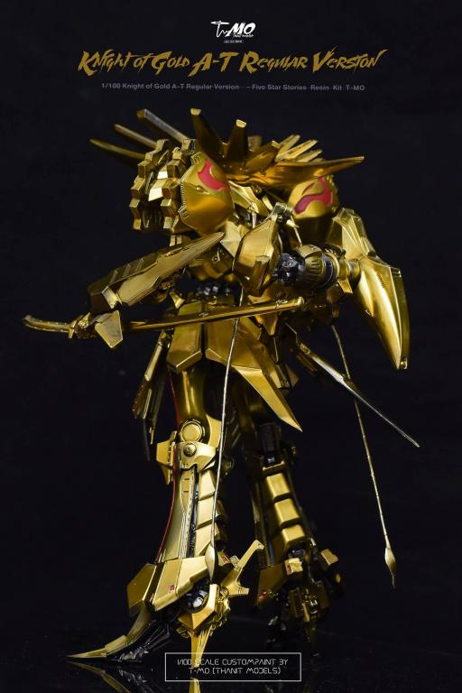 1/100 Knight of Gold A-T Regular Version by T-mo