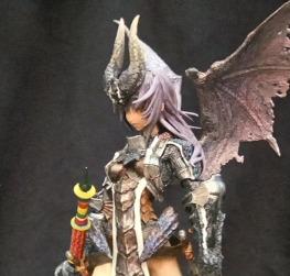 monster hunter 黑龙装备