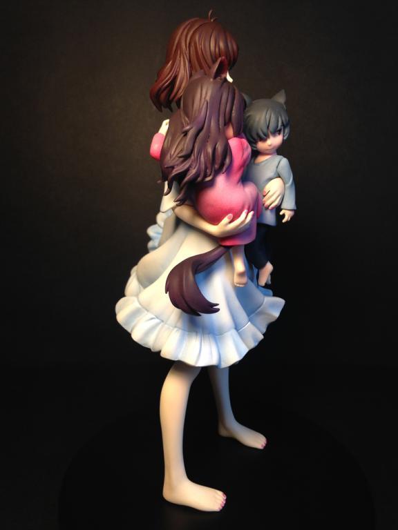 Hana & Ame & Yuki