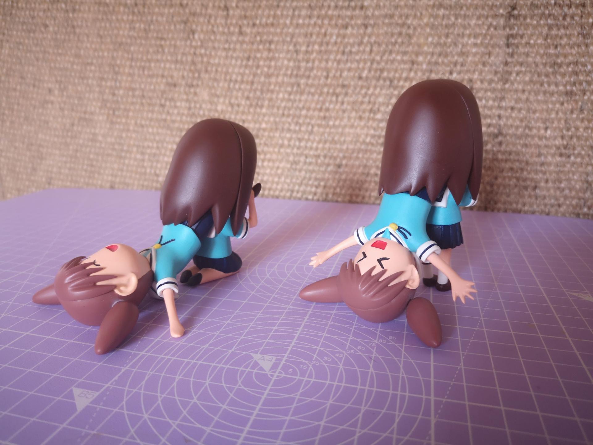 Azumanga Daioh Osaka & Chiyo