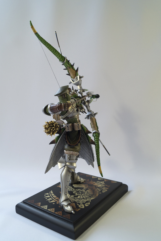 Rathian Armor Gunner