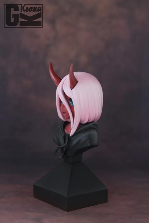 Zero two bust