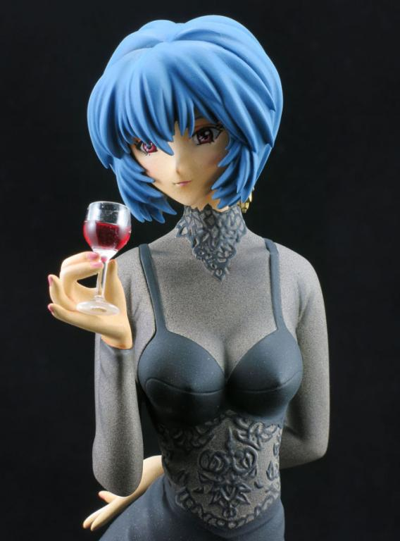 Rei Ayanami party dress
