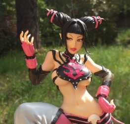 Juri han street fighter