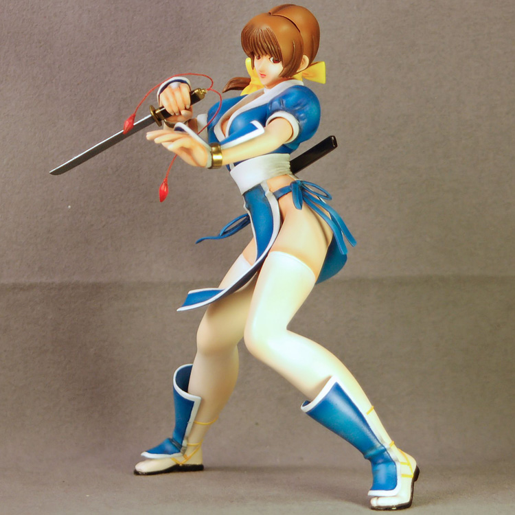 Kasumi with Dagger