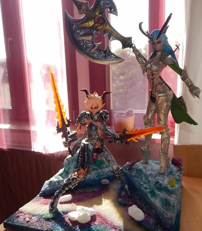 TERA Castanic Warrior