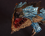 [Monster Hunter] Azure Rathalos