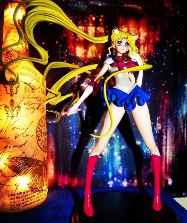 Sailor Moon Crystal by E2046