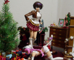 1/7 Christmas Diorama (2008)