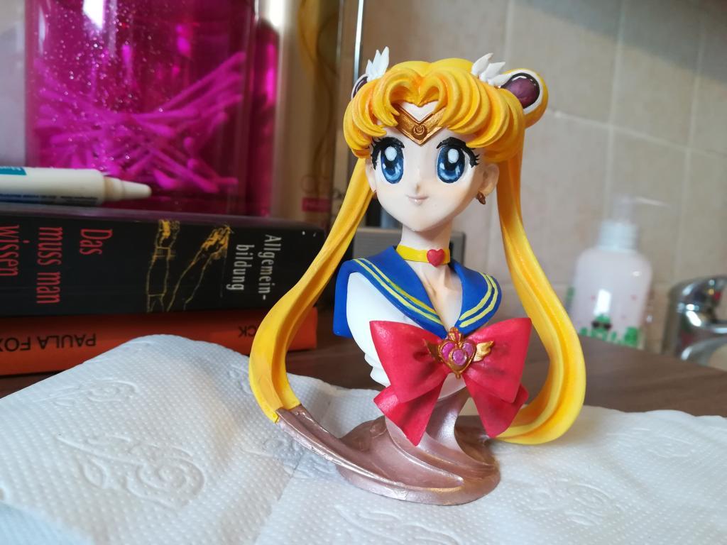 Sailor Moon Bust