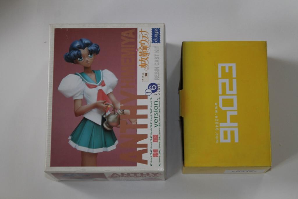 Diorama - Utena Tenjou & Anthy Himemiya WIP
