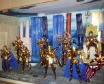 Saint Seiya Poseidon Diorama