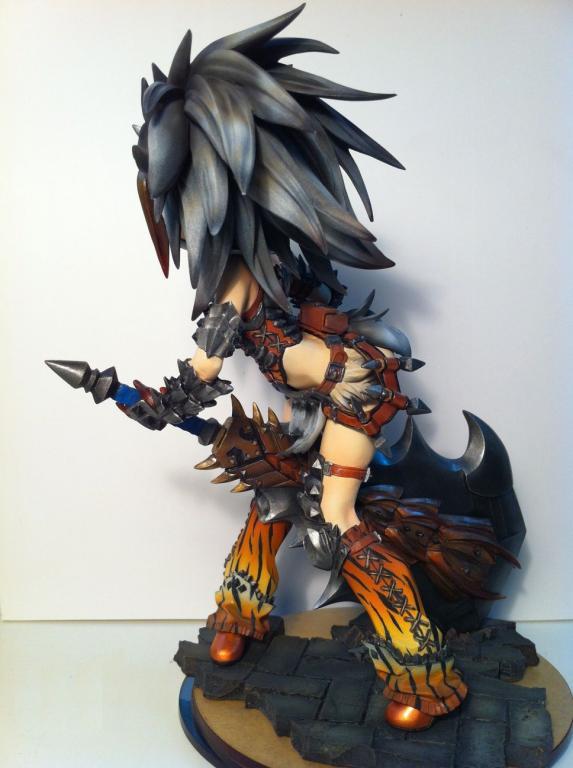 Monster Hunter - Steel Tiger