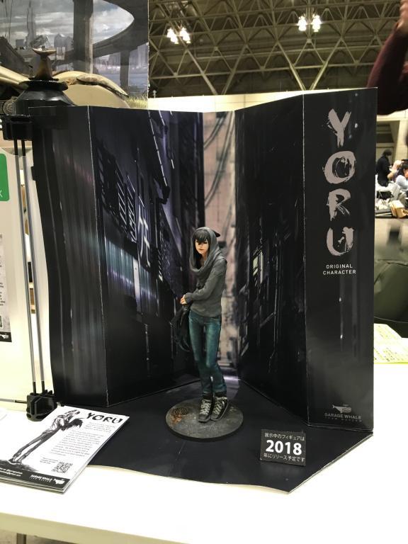 Yoru (OC) WIP prototype