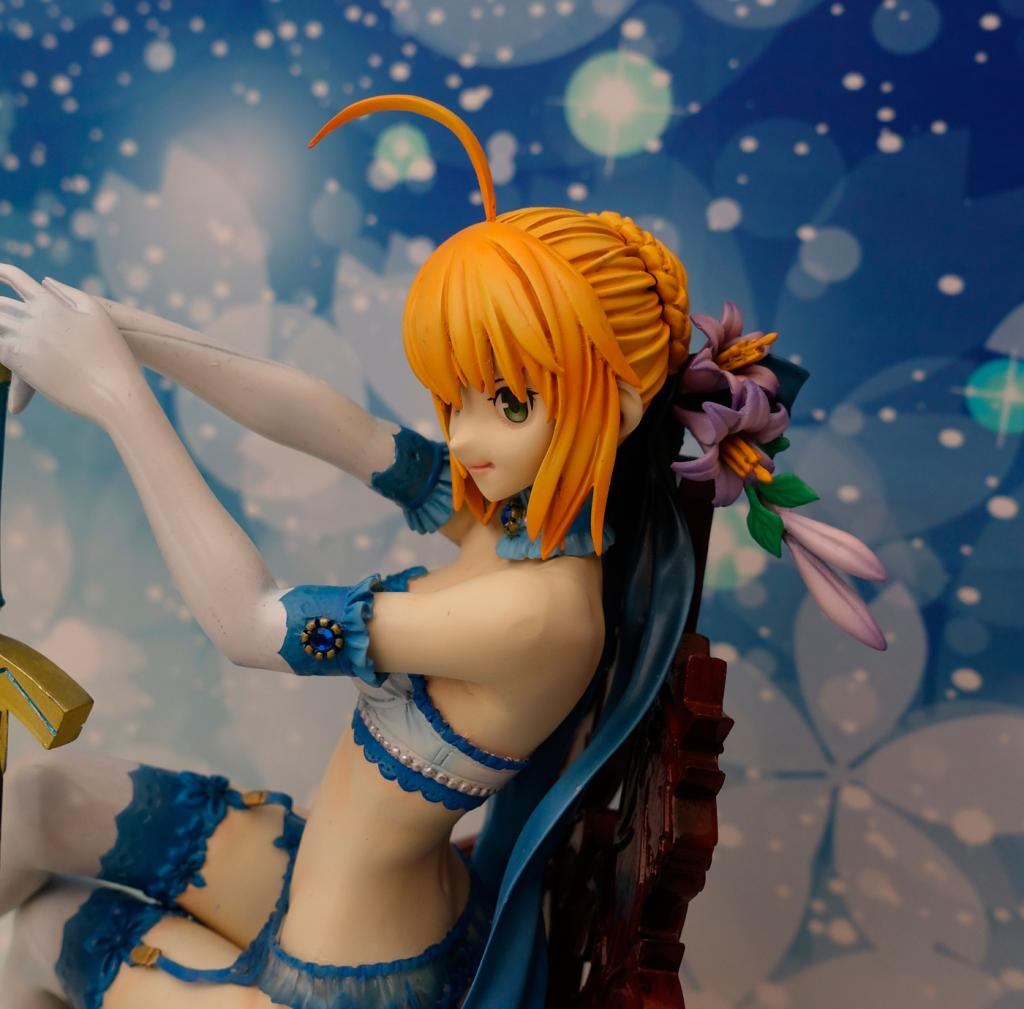 1/7 Saber - Lingerie Version - Fate/Stay Night