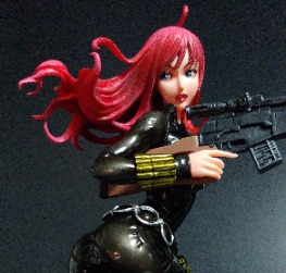 Black widow  1/7