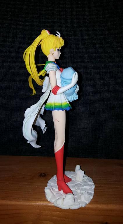 Sailor Moon mit baby Hotaru 2,0