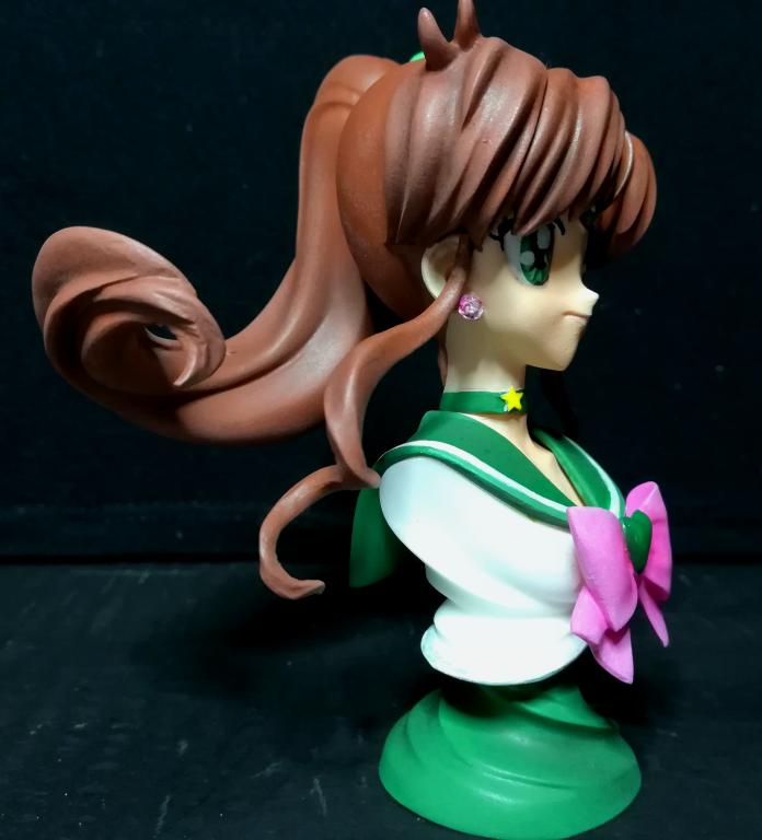 Sailor Jupiter Bust