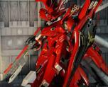 Gundam 1/100 MSN-04II Nightingale