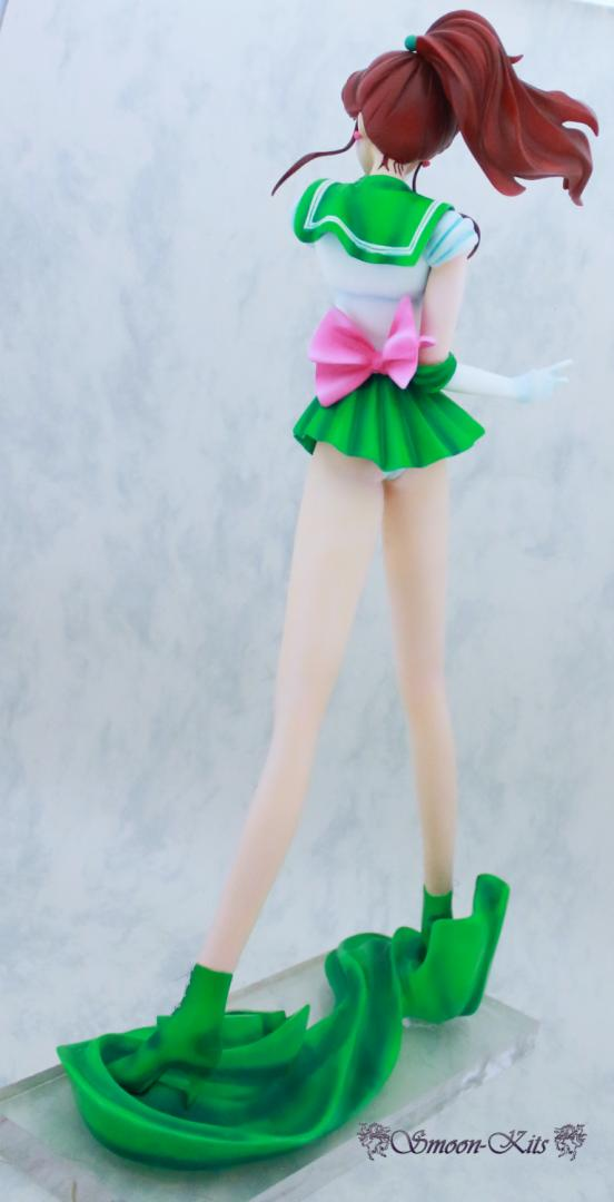 1/4 Sailor Jupiter