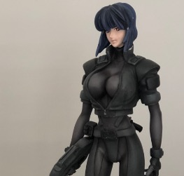 Ghost in the Shell SAC Motoko Kusanagi