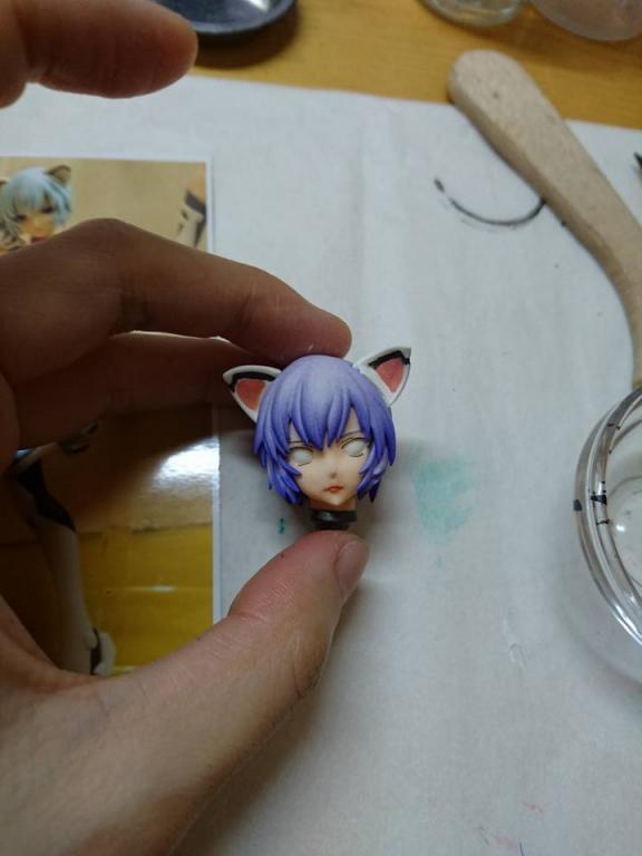 貓女零波麗 Cat Girl Rei