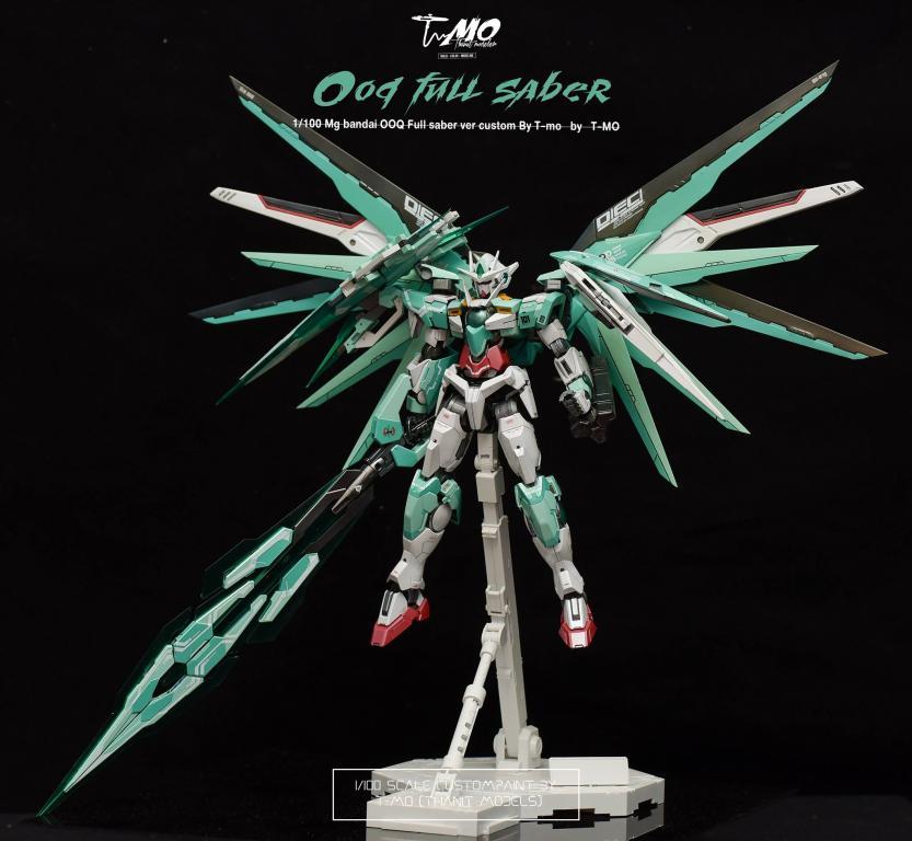 1/100  OOQ Full saber ver.custom By T-mo[Thanit mo
