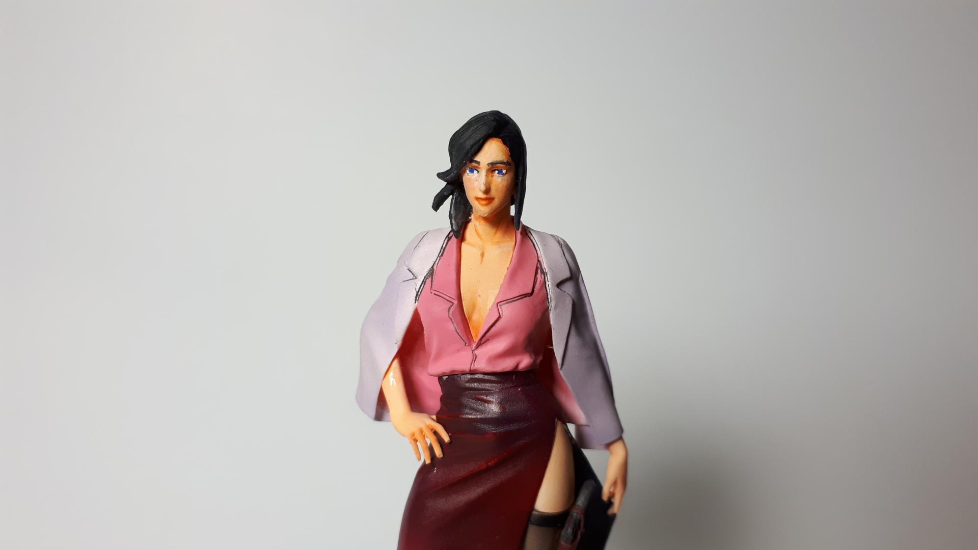 1/20 Nogami Saeko(City Hunter)