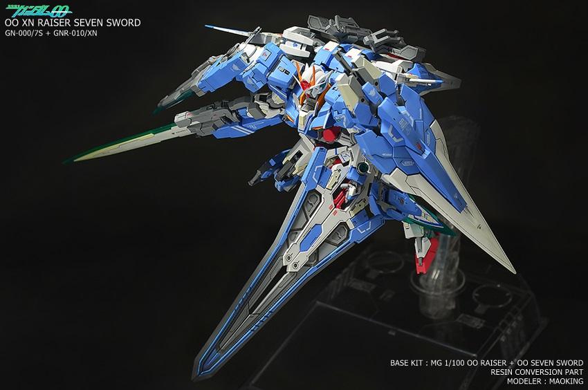 00 XN Raiser Seven Sword