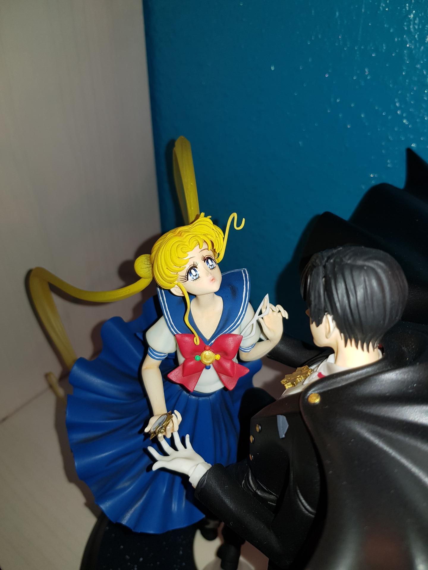 Usagi und mamoru Crystal wanzi paar
