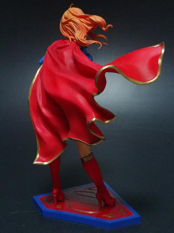 Supergirl Returns