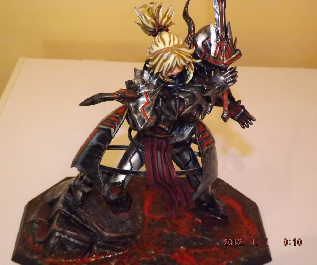 Mordred The Knight of Treachery