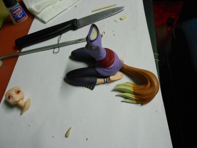 WIP Holo and the apple