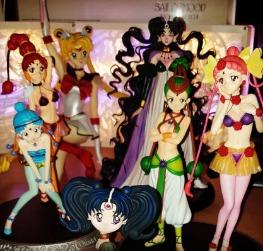 Sailor Moon Amazon Quartet