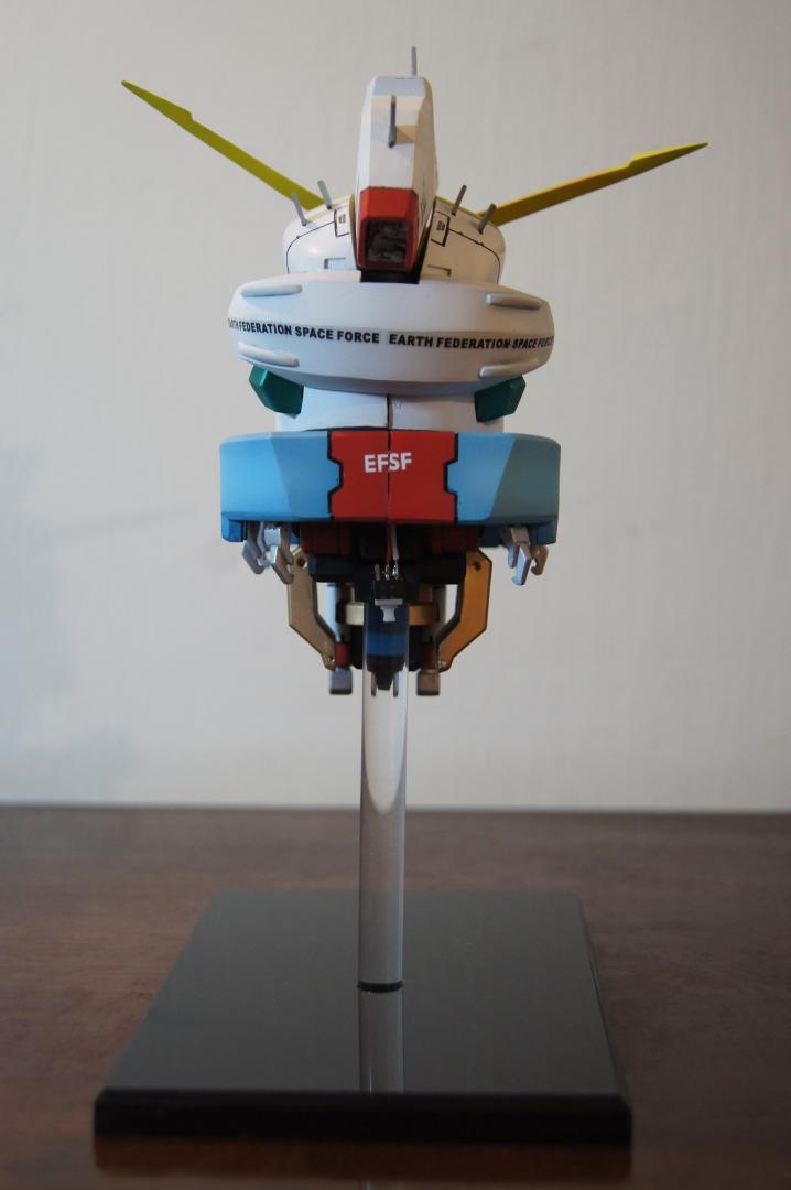 GP02A Head Bust 1/35