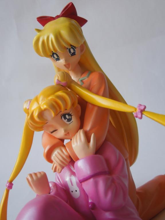 Usagi & Minako Pajama ver.